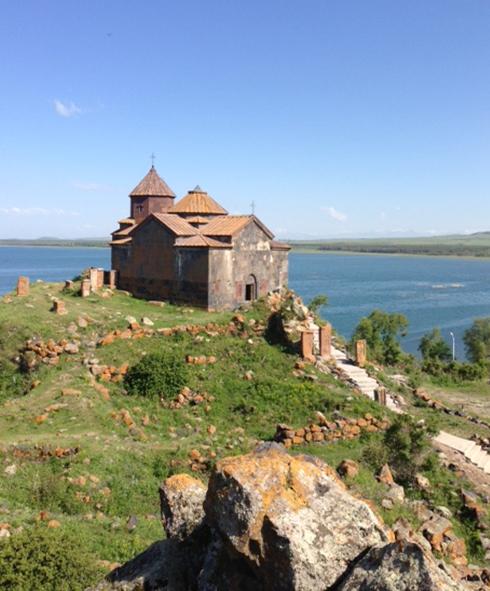 Lake Sevan: Travel.motejlek.com