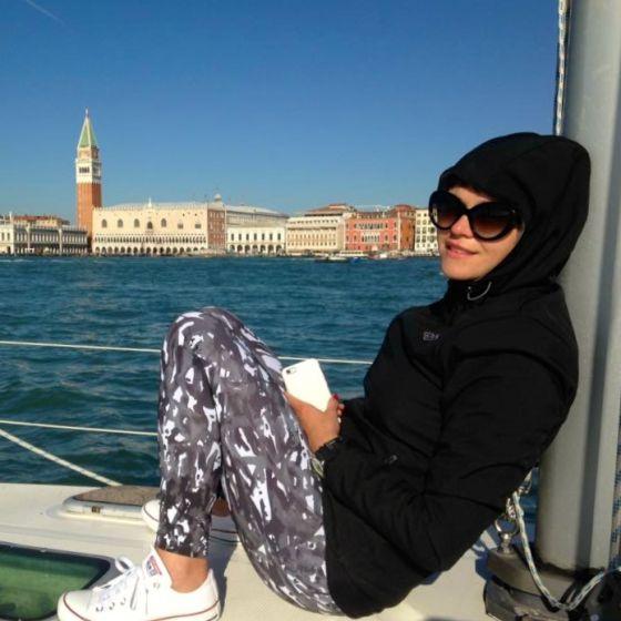 Příjezd do Benátek